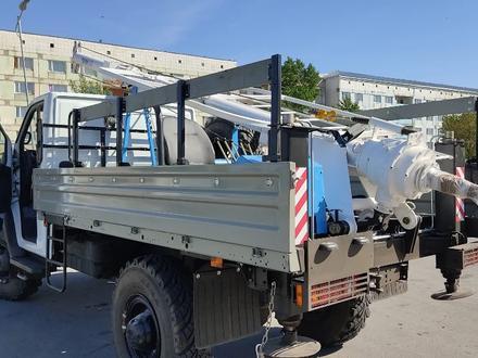 ГАЗ  БКМ бурильно-крановая машина 2021 года за 28 280 000 тг. в Атырау – фото 10