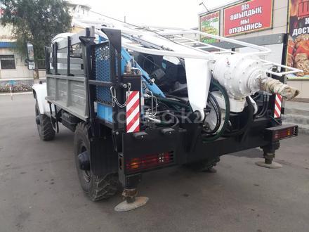 ГАЗ  БКМ бурильно-крановая машина 2021 года за 28 280 000 тг. в Атырау – фото 5