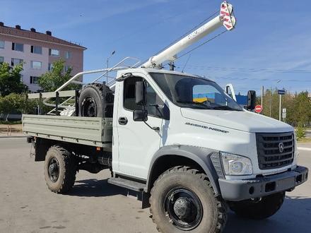 ГАЗ  БКМ бурильно-крановая машина 2021 года за 28 280 000 тг. в Атырау