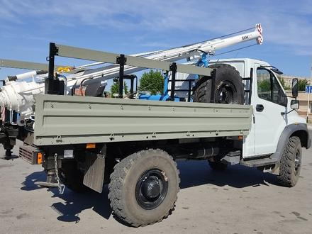 ГАЗ  БКМ бурильно-крановая машина 2021 года за 28 280 000 тг. в Атырау – фото 8