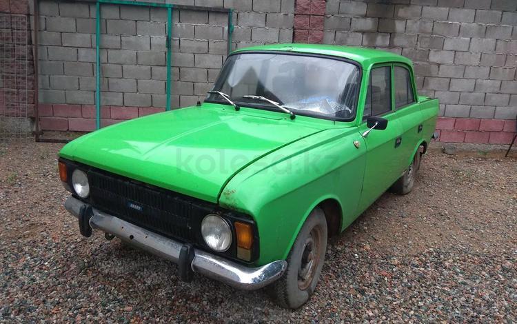 Москвич 412 1983 года за 400 000 тг. в Алматы