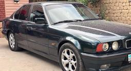 BMW 520 1994 года за 1 400 000 тг. в Шымкент – фото 3