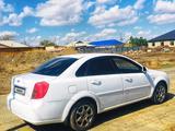 Chevrolet Lacetti 2011 года за 1 700 000 тг. в Атырау – фото 2