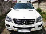 Mercedes-Benz ML 500 2007 года за 6 800 000 тг. в Алматы – фото 3