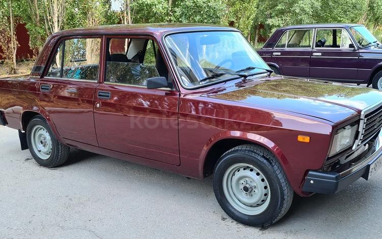 ВАЗ (Lada) 2107 2011 года за 1 650 000 тг. в Актобе
