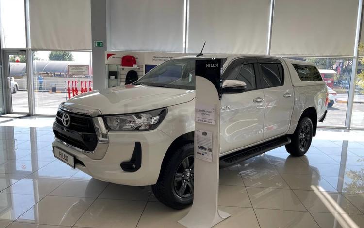 Toyota Hilux 2021 года за 24 800 000 тг. в Шымкент