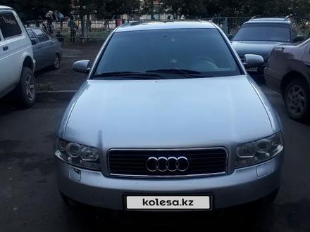 Audi A4 2002 года за 2 300 000 тг. в Хромтау