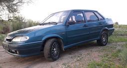 ВАЗ (Lada) 2115 (седан) 2000 года за 1 100 000 тг. в Талдыкорган – фото 2