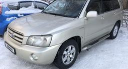 Toyota Highlander 2002 года за 5 700 000 тг. в Петропавловск – фото 4