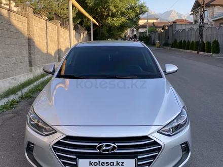 Hyundai Elantra 2018 года за 6 500 000 тг. в Алматы