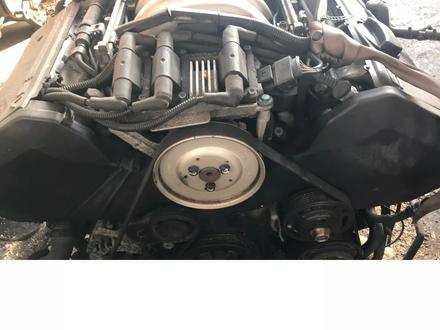Контрактный двигатель ACK 2.8L на Ауди А6 C5 за 280 000 тг. в Алматы – фото 2