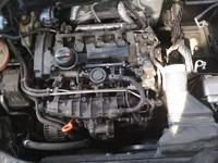 Двигатель на Passat B6 2.0 Turbo за 11 111 тг. в Алматы