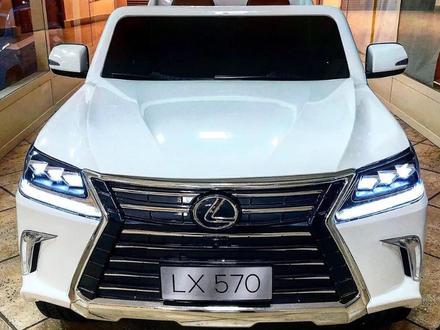 Электромобиль Lexus LX 570 Ultra в Красноярск – фото 2