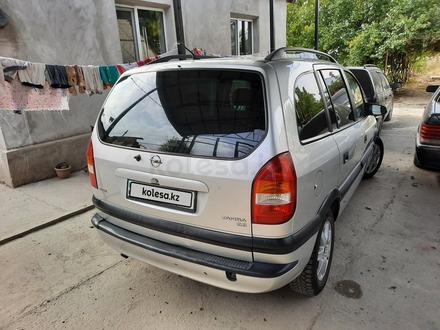 Opel Zafira 2002 года за 2 700 000 тг. в Шымкент – фото 12