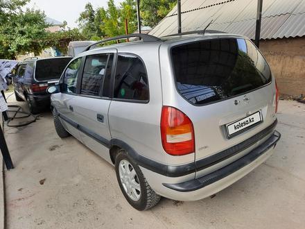 Opel Zafira 2002 года за 2 700 000 тг. в Шымкент – фото 13