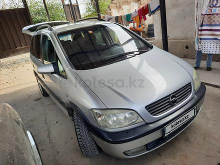 Opel Zafira 2002 года за 2 700 000 тг. в Шымкент – фото 9