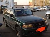 Mitsubishi Montero Sport 2000 года за 4 100 000 тг. в Петропавловск