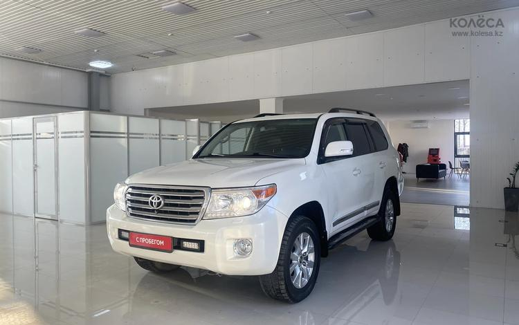 Toyota Land Cruiser 2012 года за 18 700 000 тг. в Алматы