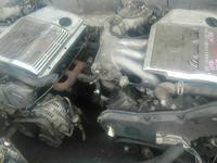 Двигатель Лексус RX 300-1mz за 370 000 тг. в Алматы