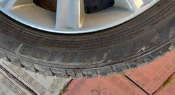 Камри 50 шина с дисками R17 за 250 000 тг. в Нур-Султан (Астана) – фото 4