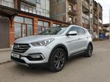 Hyundai Santa Fe 2016 года за 11 000 000 тг. в Жезказган – фото 2