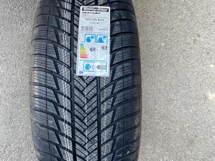 285-45-21 Bridgestone Blizzak LM001 (RUN FLAT) за 116 000 тг. в Алматы