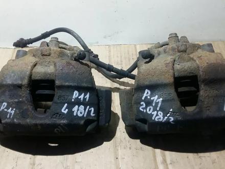 Суппорт передний ниссан примера р11 за 5 000 тг. в Караганда