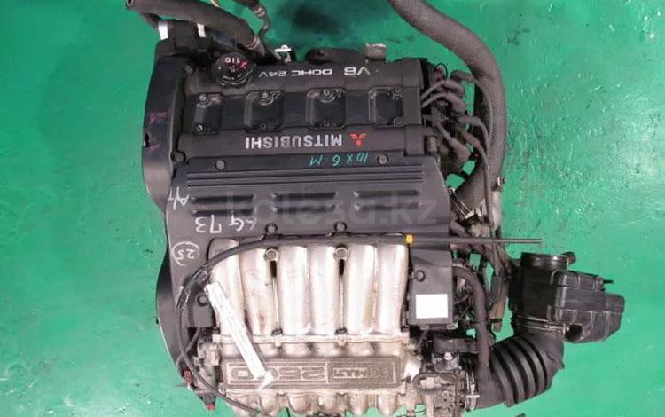 Kонтрактный двигатель (АКПП) 6g73 GDI, 6g72 GDI Мitsubishi Sigma Diamante за 250 000 тг. в Алматы