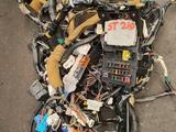 Каса проводка двигателя, торпеда калдина 97-99, caldina st210 за 15 000 тг. в Алматы – фото 2