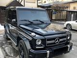Mercedes-Benz G 63 AMG 2013 года за 30 000 000 тг. в Алматы – фото 2