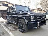 Mercedes-Benz G 63 AMG 2013 года за 30 000 000 тг. в Алматы – фото 4