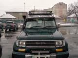 Toyota Land Cruiser Prado 1995 года за 4 500 789 тг. в Талдыкорган – фото 2