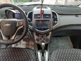 Chevrolet Aveo 2014 года за 3 000 000 тг. в Шымкент – фото 3