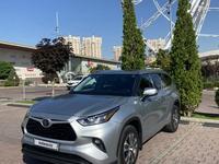 Toyota Highlander 2020 года за 25 800 000 тг. в Алматы