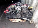 Субару Легаси двигатель за 310 000 тг. в Алматы – фото 2
