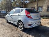 Hyundai Solaris 2011 года за 2 600 000 тг. в Караганда – фото 5