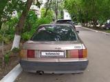 Audi 80 1990 года за 500 000 тг. в Караганда – фото 2