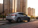 Hyundai Elantra 2018 года за 6 700 000 тг. в Нур-Султан (Астана) – фото 2