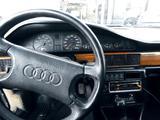 Audi 100 1990 года за 1 350 000 тг. в Шу – фото 2