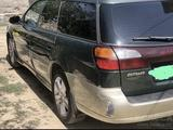 Subaru Outback 2000 года за 2 550 000 тг. в Алматы – фото 3