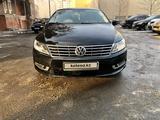Volkswagen Passat CC 2013 года за 7 300 000 тг. в Алматы