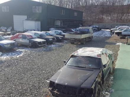 Контрактные запчасти из Японии на Mercedes-Benz AMG Japan Trade в Владивосток – фото 2