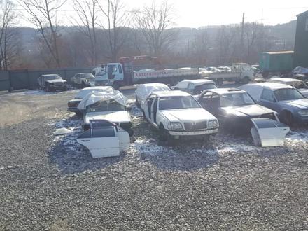 Контрактные запчасти из Японии на Mercedes-Benz AMG Japan Trade в Владивосток – фото 3