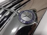 Решетка радиатора Mercedes-Benz W221 (дорестаилинг) за 80 000 тг. в Нур-Султан (Астана) – фото 3