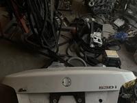 Крышка багажника е60 e60 дверь, цвет белый, чёрный и другие за 25 000 тг. в Алматы
