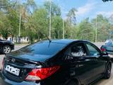 Hyundai Solaris 2013 года за 4 100 000 тг. в Алматы – фото 4