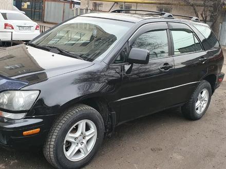 Lexus RX 300 2000 года за 3 599 999 тг. в Алматы – фото 2