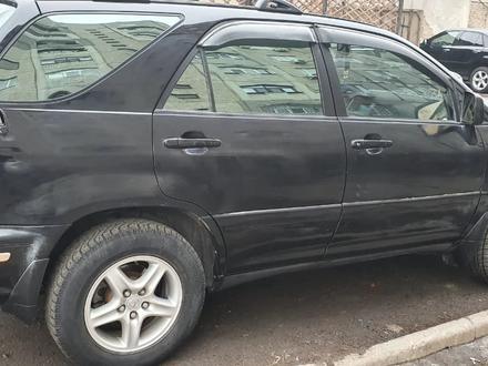 Lexus RX 300 2000 года за 3 599 999 тг. в Алматы – фото 3
