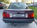 Audi 80 1991 года за 1 400 000 тг. в Алматы – фото 2