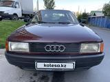 Audi 80 1991 года за 1 400 000 тг. в Алматы – фото 4